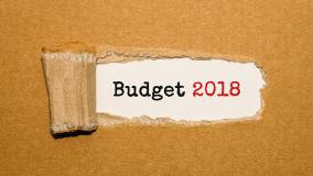 2018 Federal Budget Summary - Key Tax Measures Proposed
